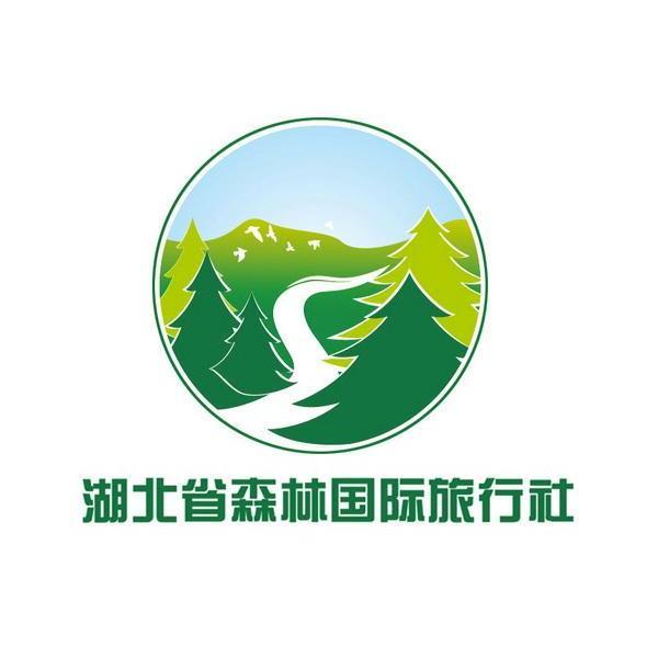 国外森林logo设计图片