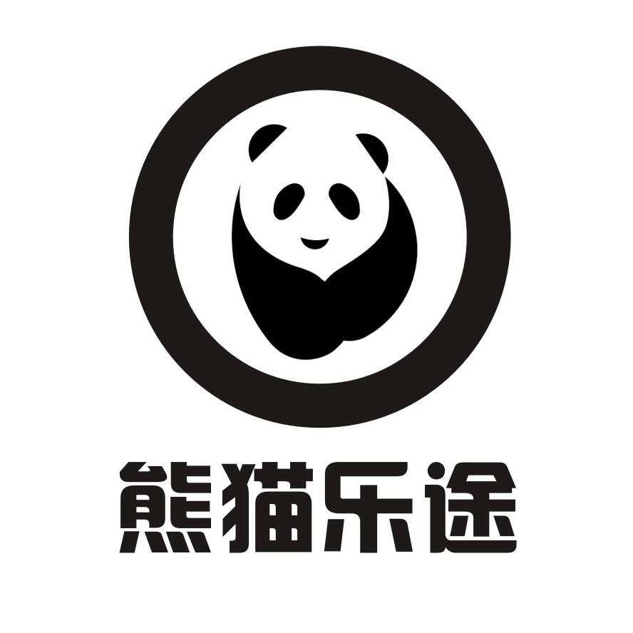 乐途 logo简笔画