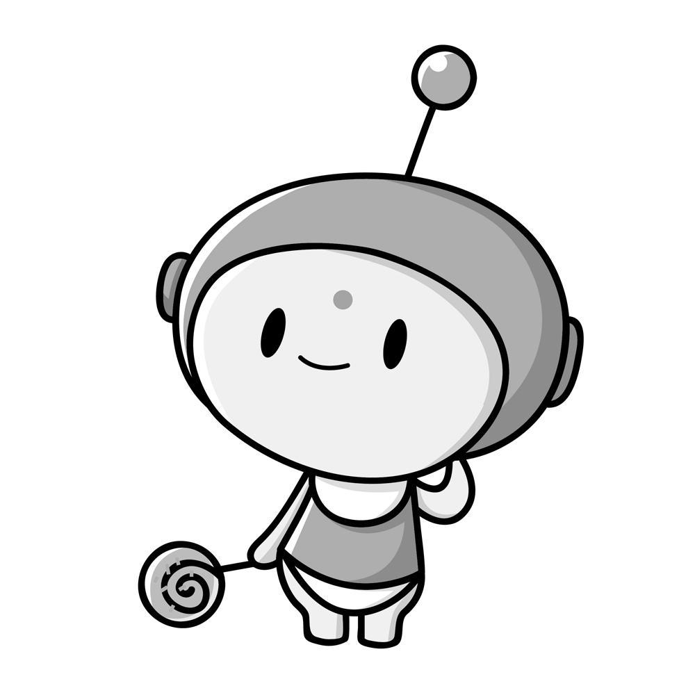 动漫 简笔画 卡通 漫画 手绘 头像 线稿 1000_1000