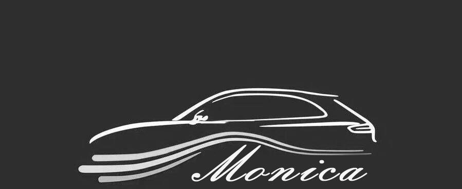 monica手绘水粉画