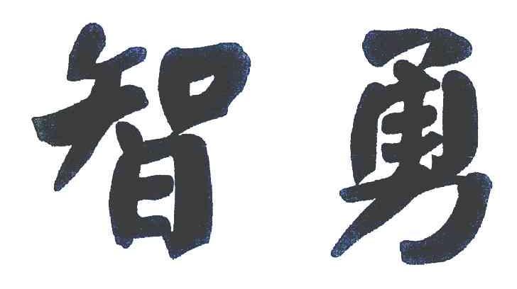 智勇双全小可爱qq名片背景